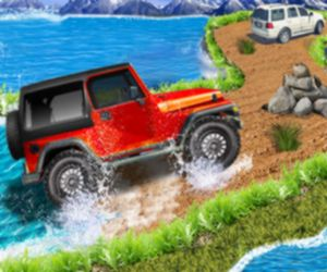 4X4 SUV JEEP GAMES 2020