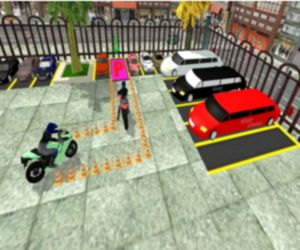 ADVANCE BIKE PARKING GAME