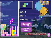 Adventure Time Tetris