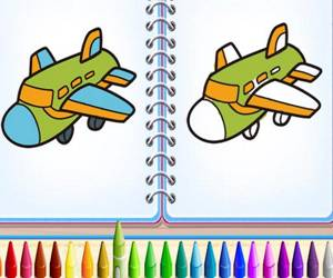 Aero Coloring Books