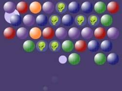 Aliens Bubble Shooter html5