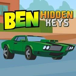 Ben 10 Hidden Keys