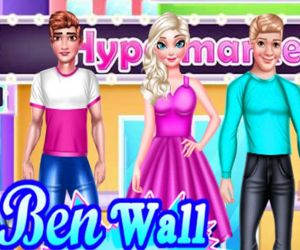 BEN WALL PAINT DESIGN