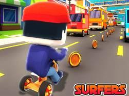 Bus Surfers