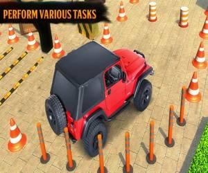 City Suv Parking Master Simulator Parking Mania