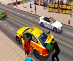 CRAZY TAXI GAME: 3D NEW YORK TAXI