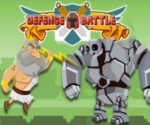 Defense Battle - Defender Game