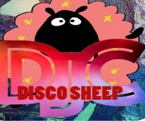 Disco Shaun Sheep