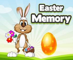 Easter Memory Game