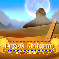 Egypt Mahjong - Triple Dimensions