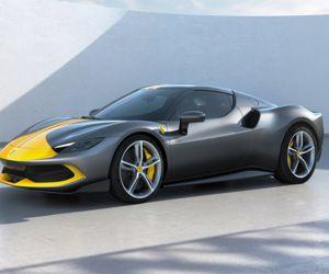 Ferrari 296 Gtb Slide