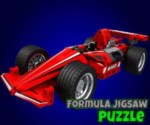 Formula Jigsaw Puzzle