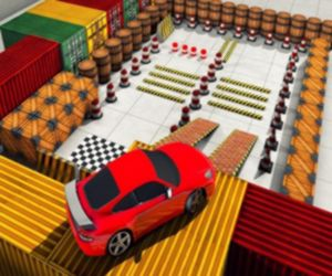 Free Car Parking Games 3d : Free Parking Simulator