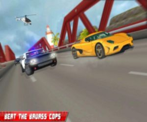 GRAND POLICE CAR CHASE DRIVE RACING 2020