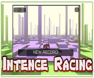 Jet Racer Infinite Flight Rider Space Racing