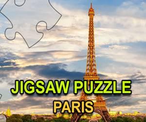 Jigsaw Puzzle Paris