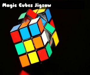Magic Cubes Jigsaw
