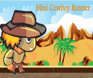 Mini Cowboy Runner