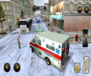MODERN CITY AMBULANCE SIMULATOR