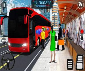 Modern City Bus Driving Simulator New Games 2020