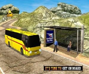 Off Road Uphill Passenger Bus Driver 2k20