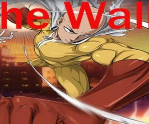 One Punch Man The Wall