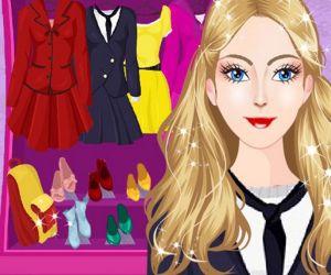 Princess High School Dress Up