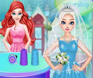 Princess Wedding Dress Shop