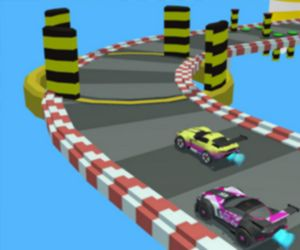 RACECAR STEEPLECHASE MASTER
