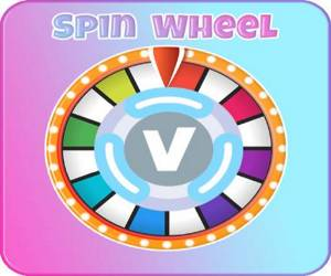 Random Spin Wheel Earn Vbucks