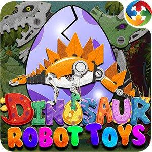 Robot Dinosaurs Game