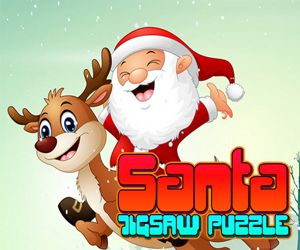 SANTA JIGSAW PUZZLE GAME