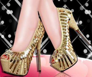 Shoe Maker High Heel Designer Master