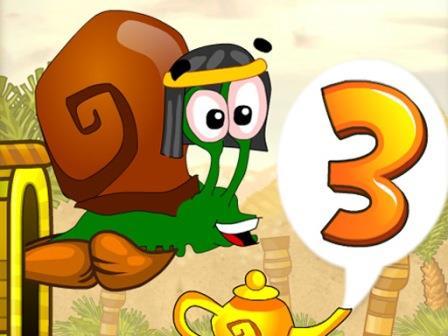 Snail Bob 3 html5