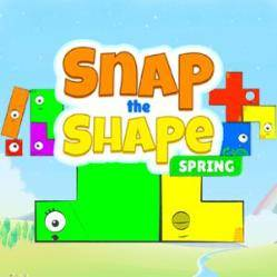 Snap The Shape: Spring