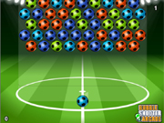 Soccer Bubble Shooter