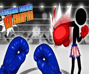 Stickman Boxing Ko Champian