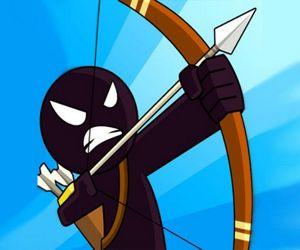 Stickman Master Bow