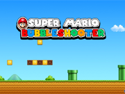 Super Mario Bubble Shooter