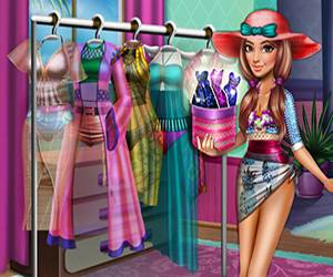 Tris Beachwear Dolly Dress Up