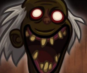 TROLLFACE QUEST: HORROR 3