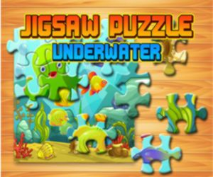 UNDERWATER JIGSAW PUZZLE GAME